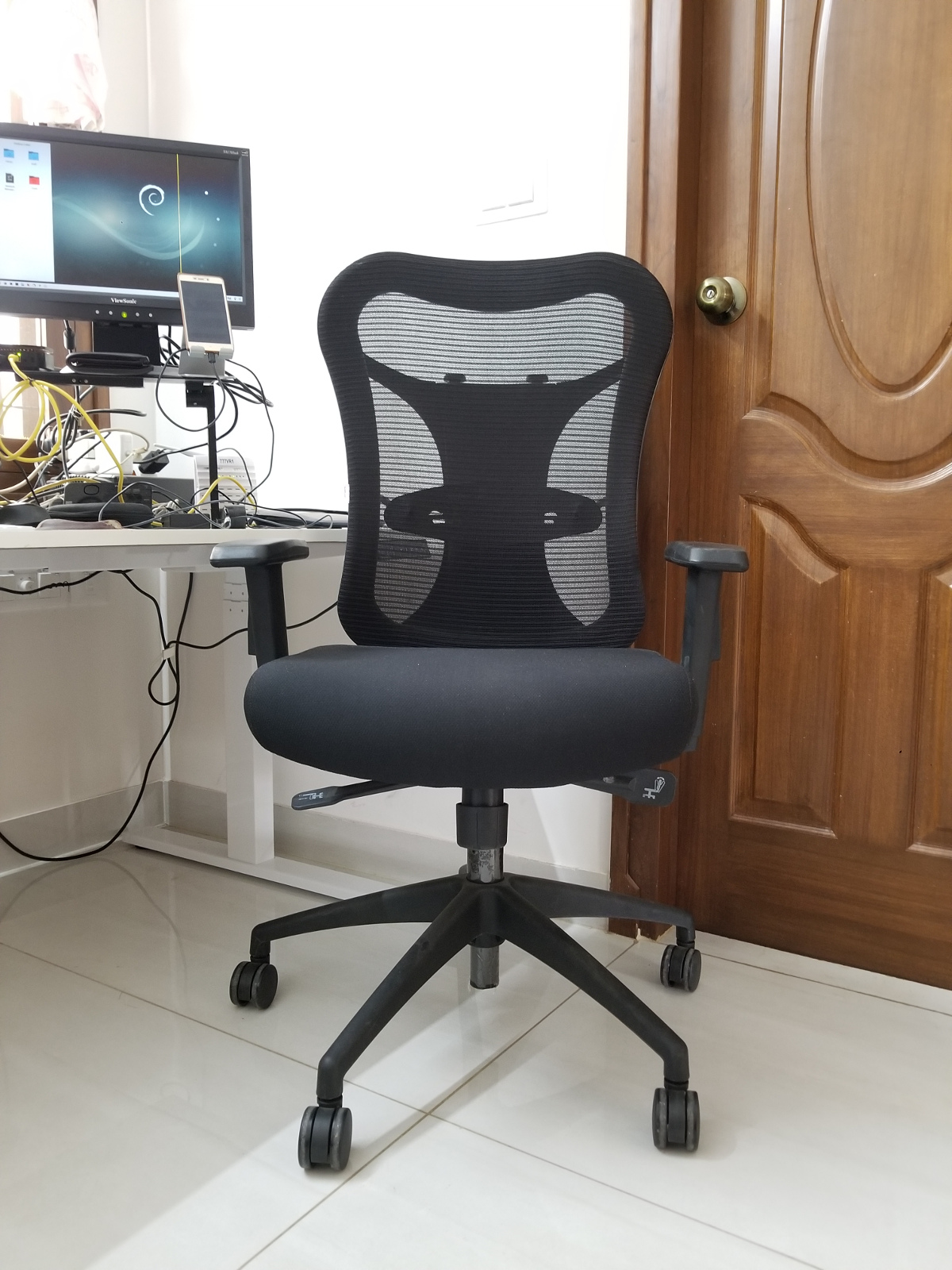 Aster Chair, Icon High Back Model