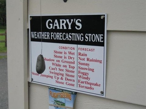 High Tech Weather Forecast